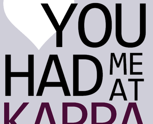 Kappa Theta Epsilon: You Had Me at Kappa