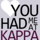 Kappa Theta Epsilon: You Had Me at Kappa